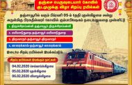Southern Railway to operate special train